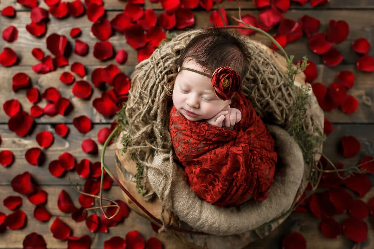 Issaquah Newborn Photographer Eden Bao