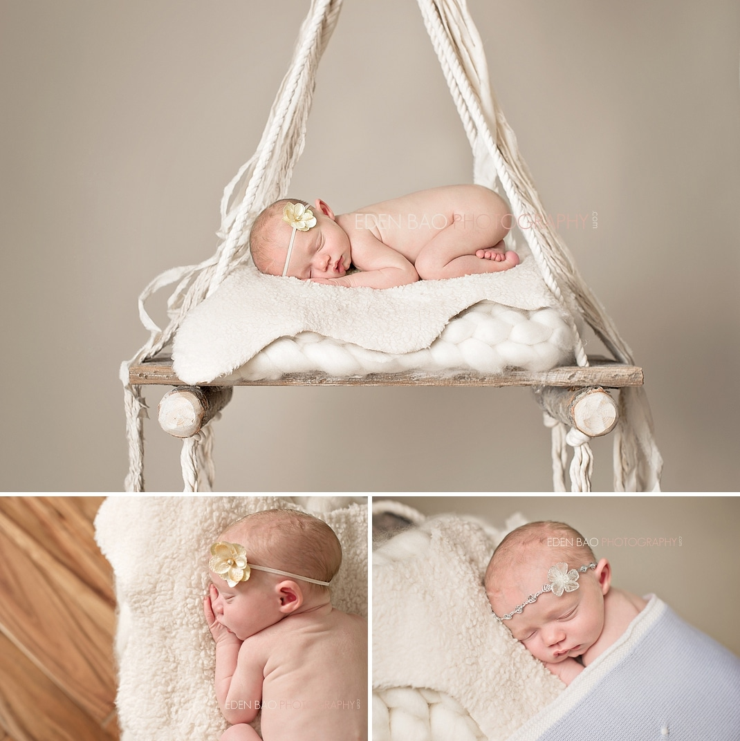Delta BC Newborn Photographer Eden Bao   Brooklyn on s swing