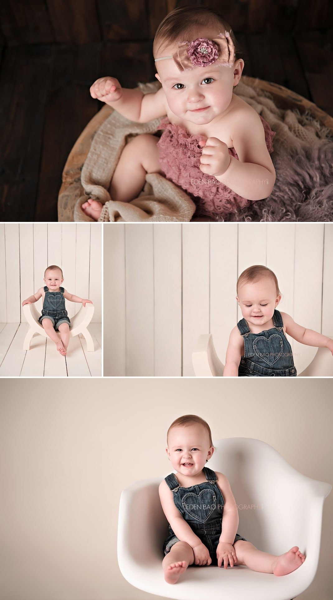Port Moody Vancouver BC Baby Photographer Eden Bao   Lily wooden bowl cream wood planks