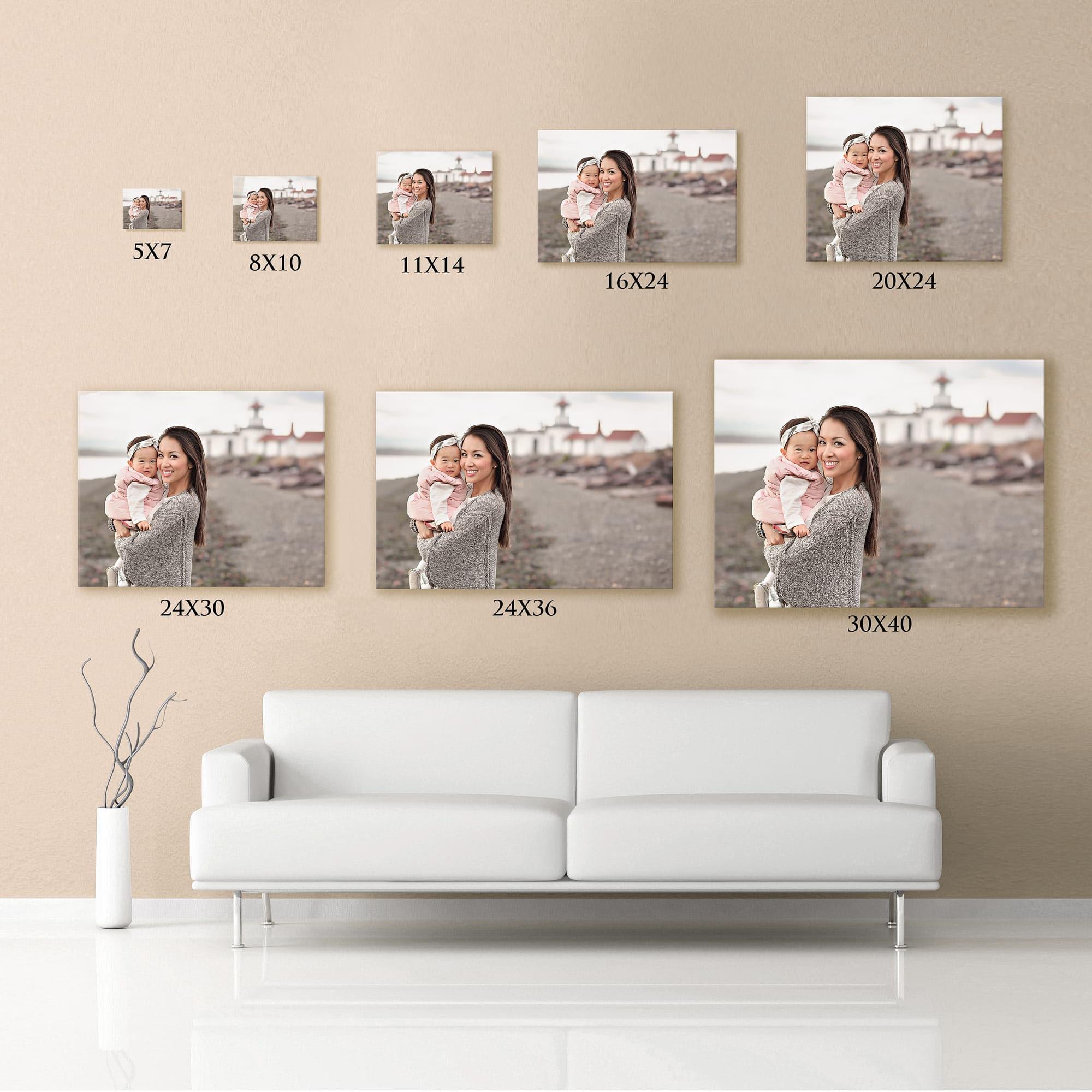 printing and storing digital images