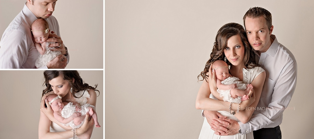 Vancouver BC Newborn Photographer Eden Bao parent baby