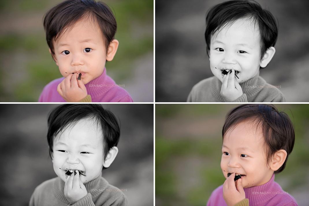 Seattle WA Child Photographer Garry Point Park 3