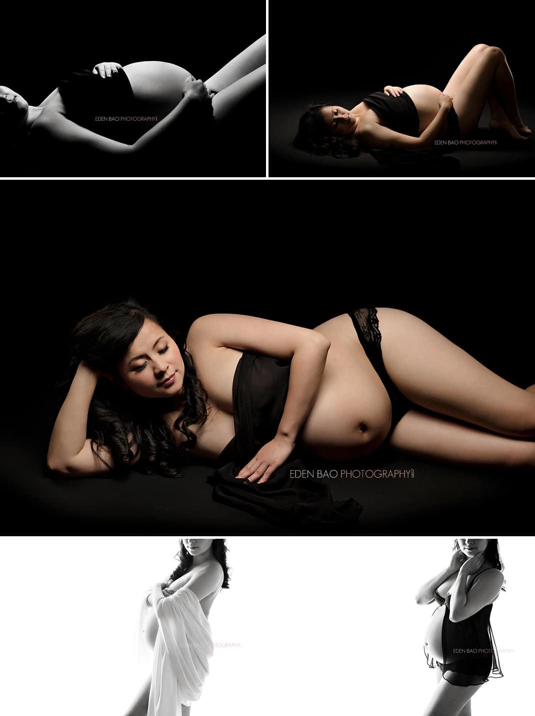 Seattle WA Maternity Photographer studio