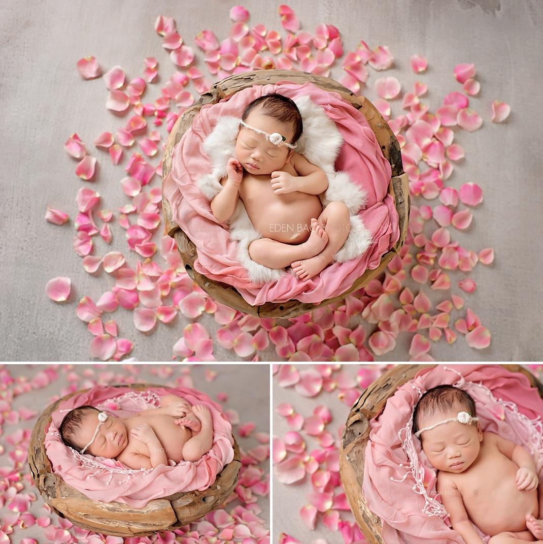 Studio Lighting Newborn Photography: Newborn Photographer Seattle