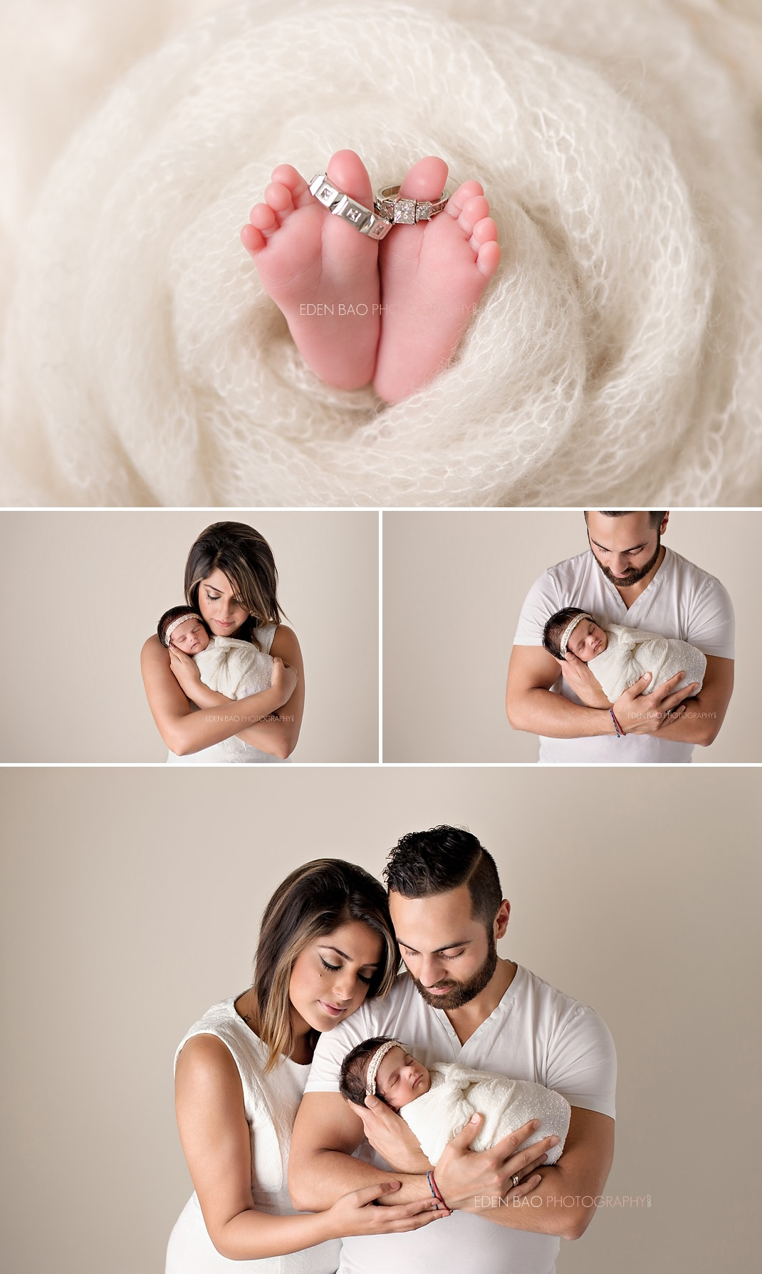 Newborn Photographer Seattle Family