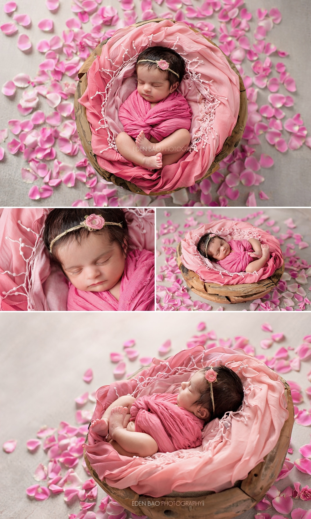 Newborn Photographer Seattle | Zenaya