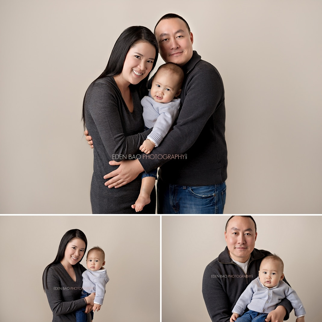 Seattle Baby Photographer family