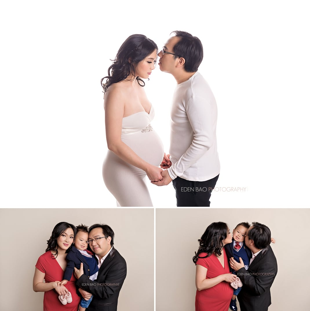 Maternity Photographer Seattle Area family