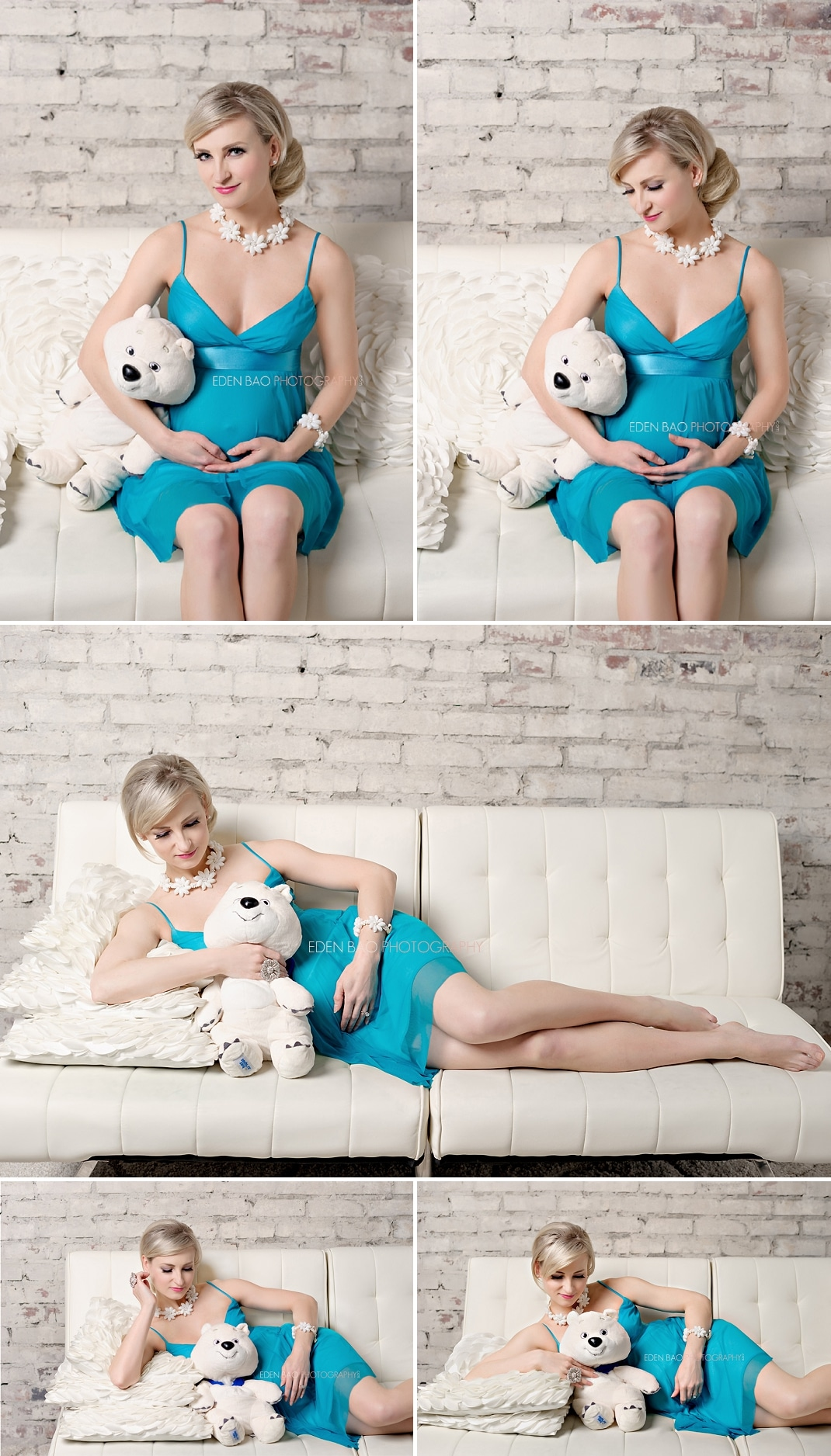 Pregnancy Portrait Seattle