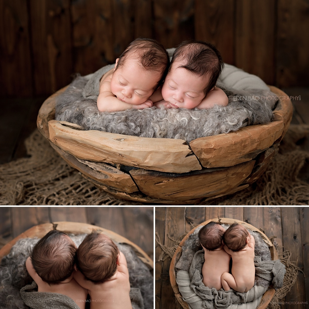 Studio Lighting Newborn Photography: Seattle Newborn Photographer