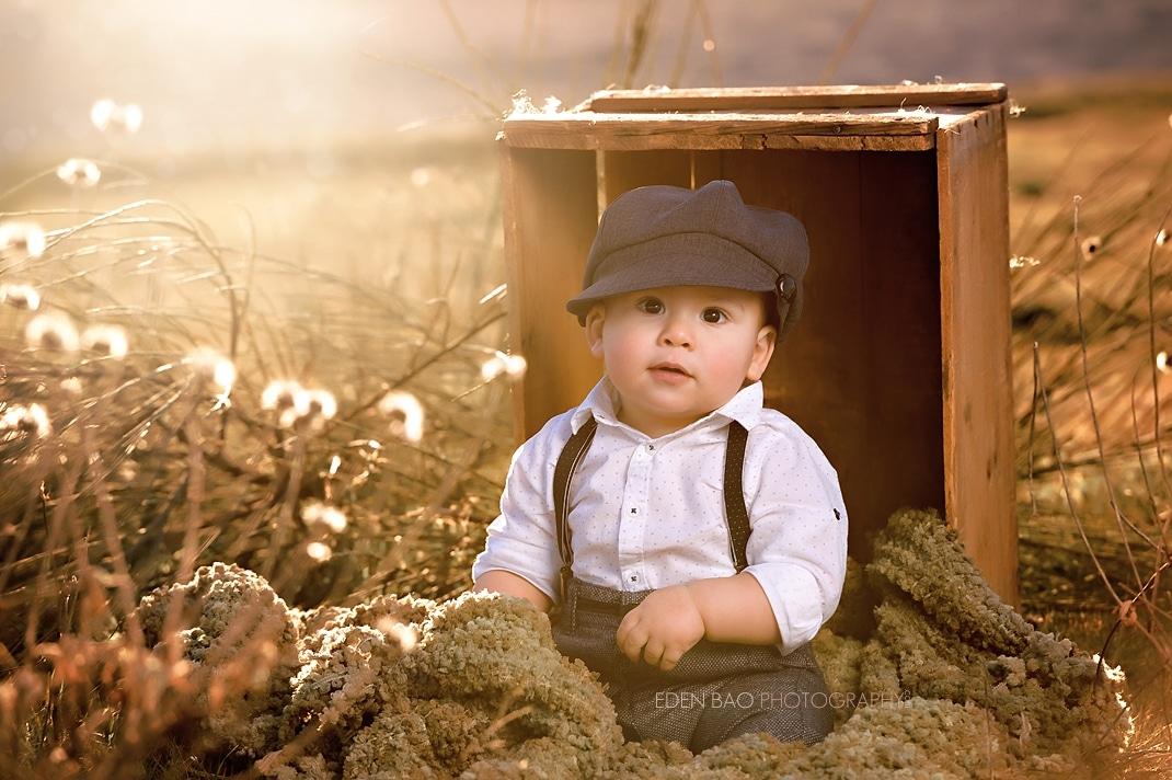 Baby Photographer Seattle beach