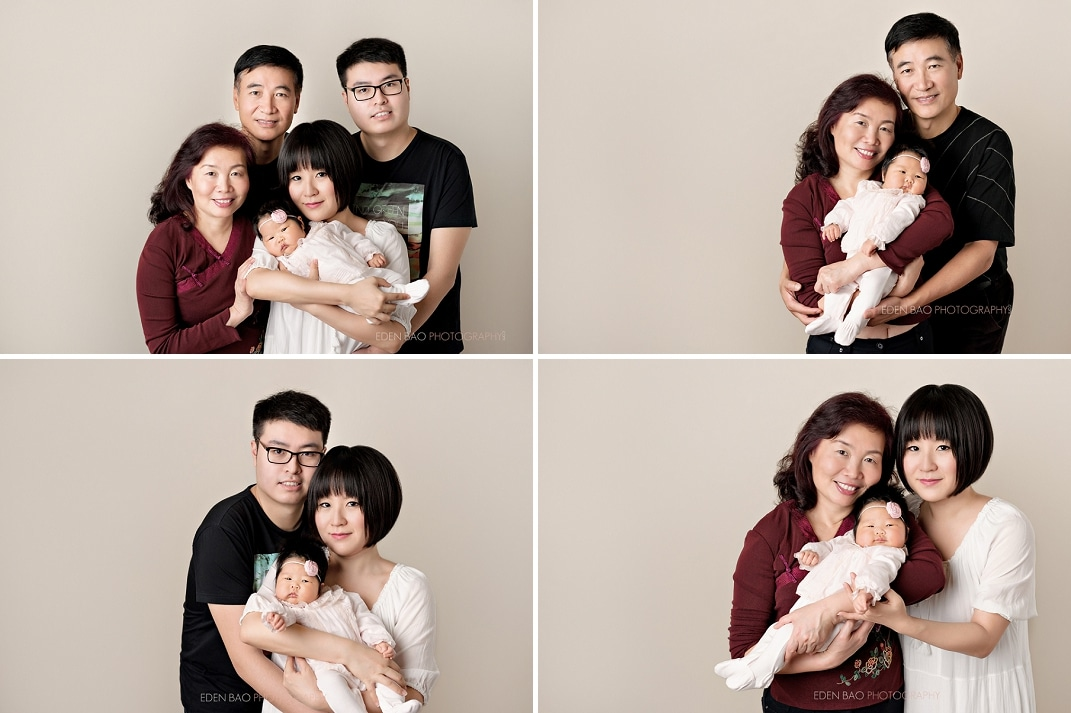 Newborn Photographer Bothell family