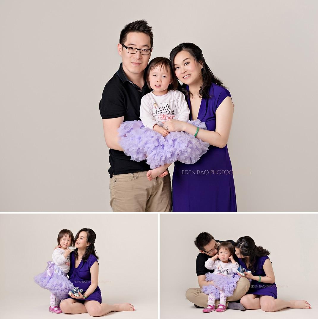 Everett Maternity Photographer family