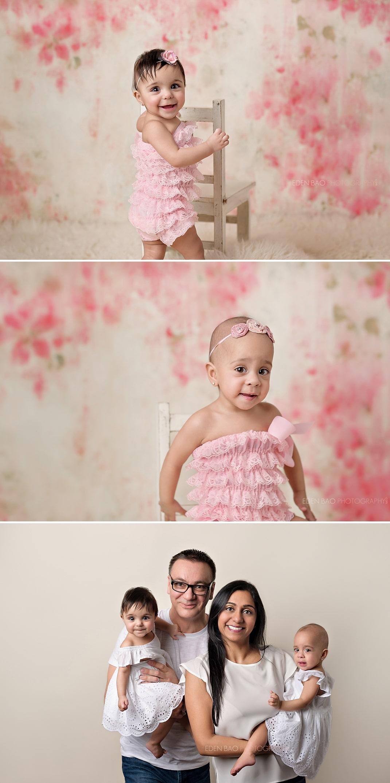 Everett Baby Photographer Twins Family