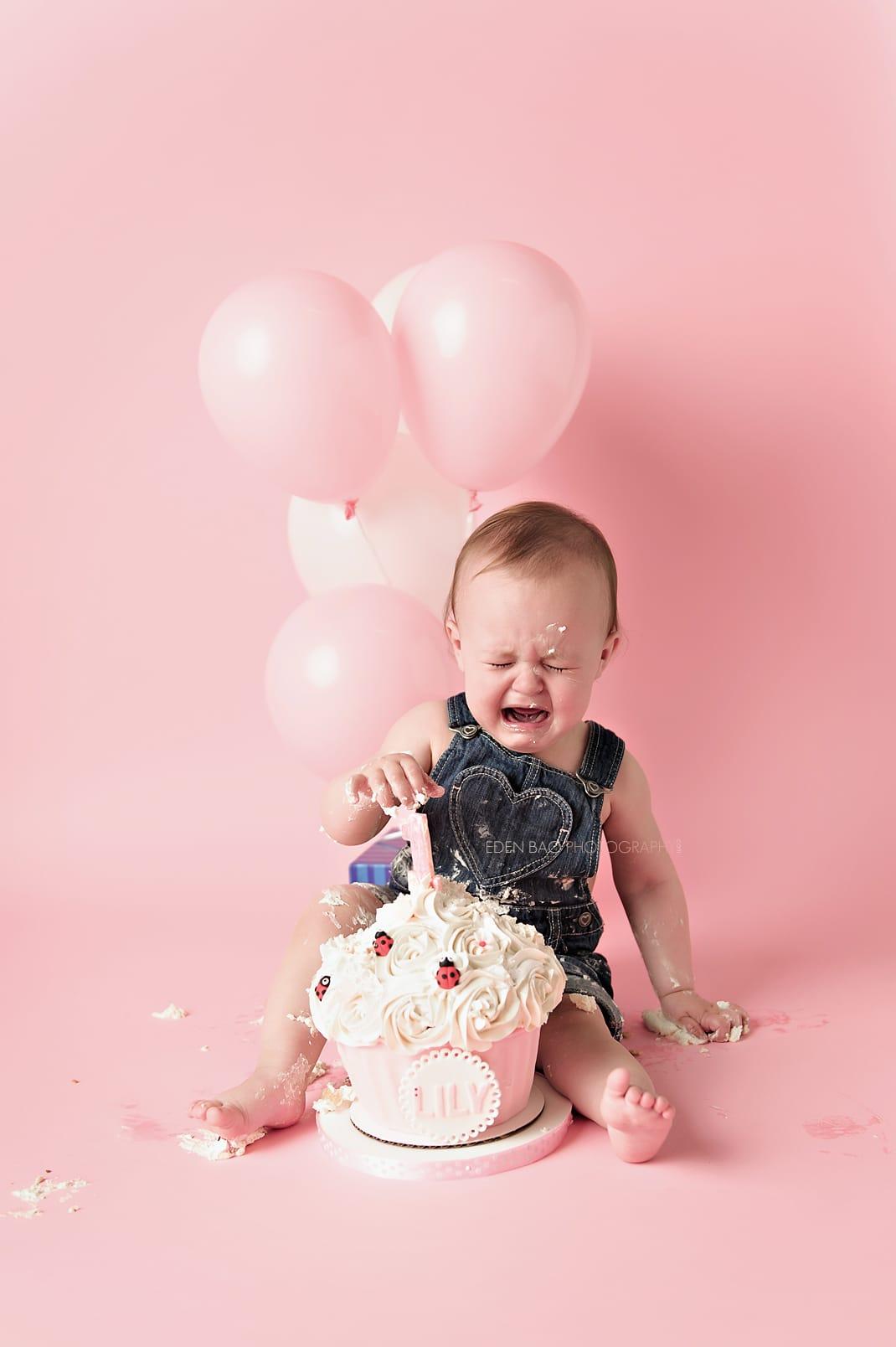 Lynnwood Baby Photographer Lillian