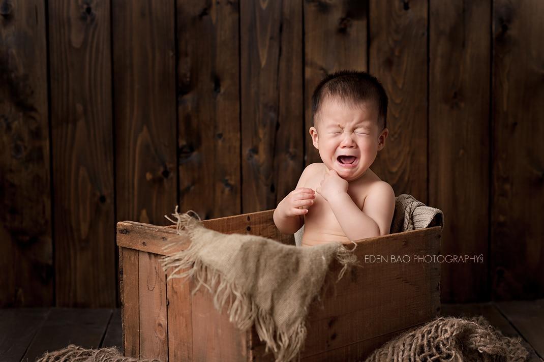 Redmond Baby Photographer Jayden