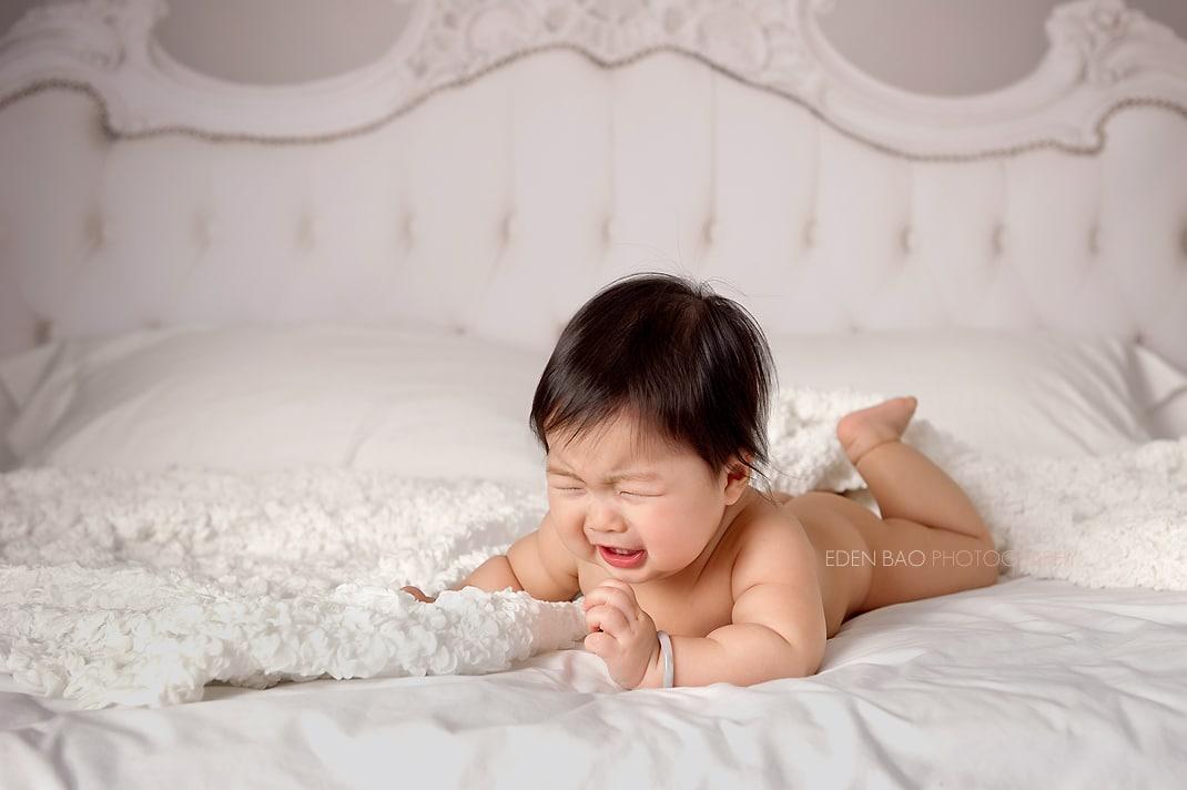 Shoreline Baby Photographer Teagan