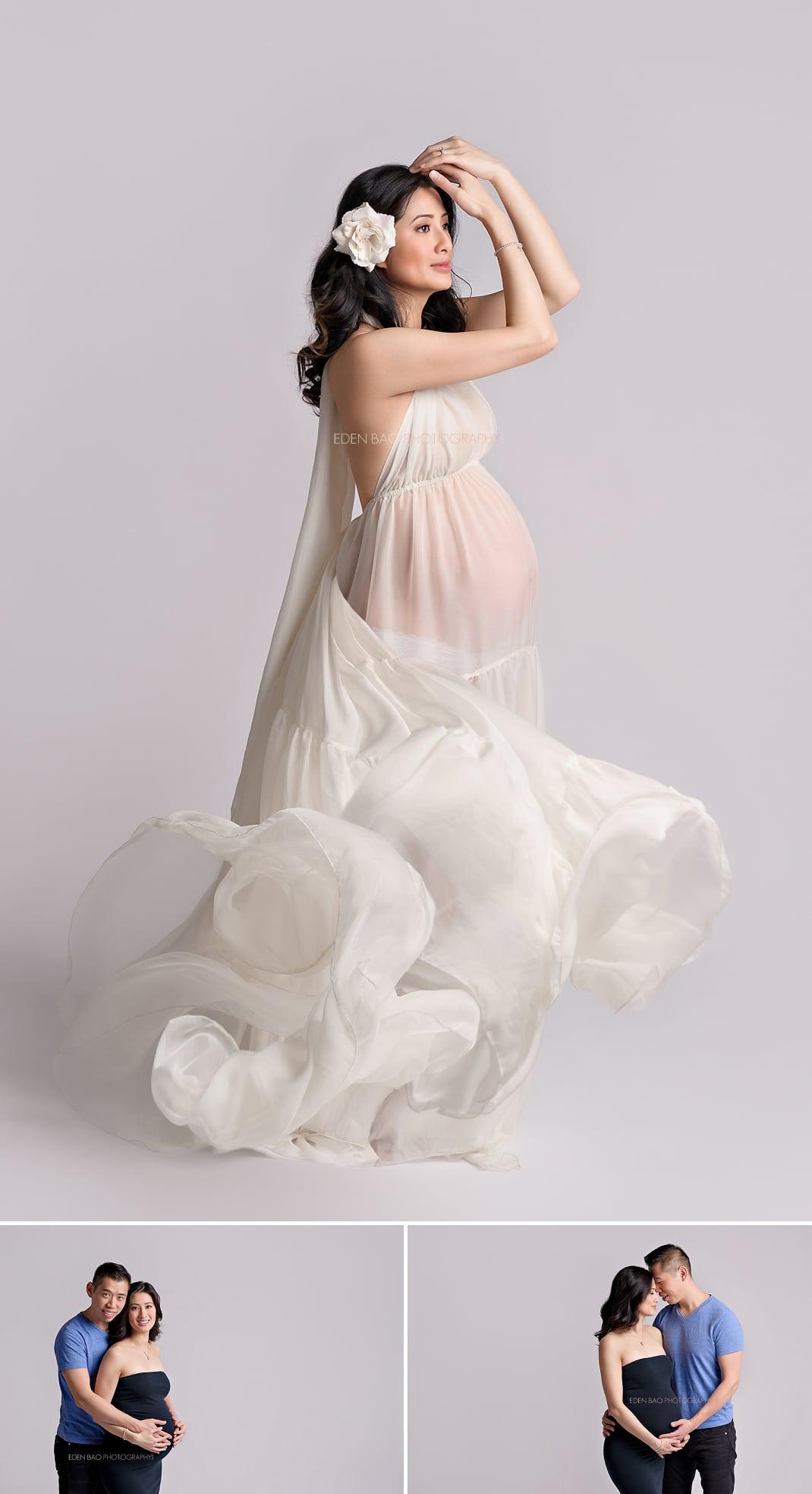 Maternity Photography Mentoring Workshop | Eden Bao Seattle WA