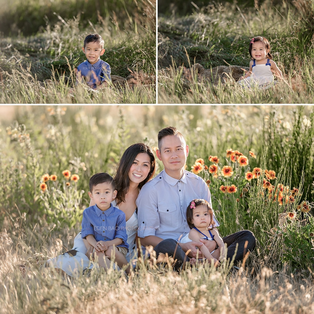 Mill Creek Baby Photographer outdoor family