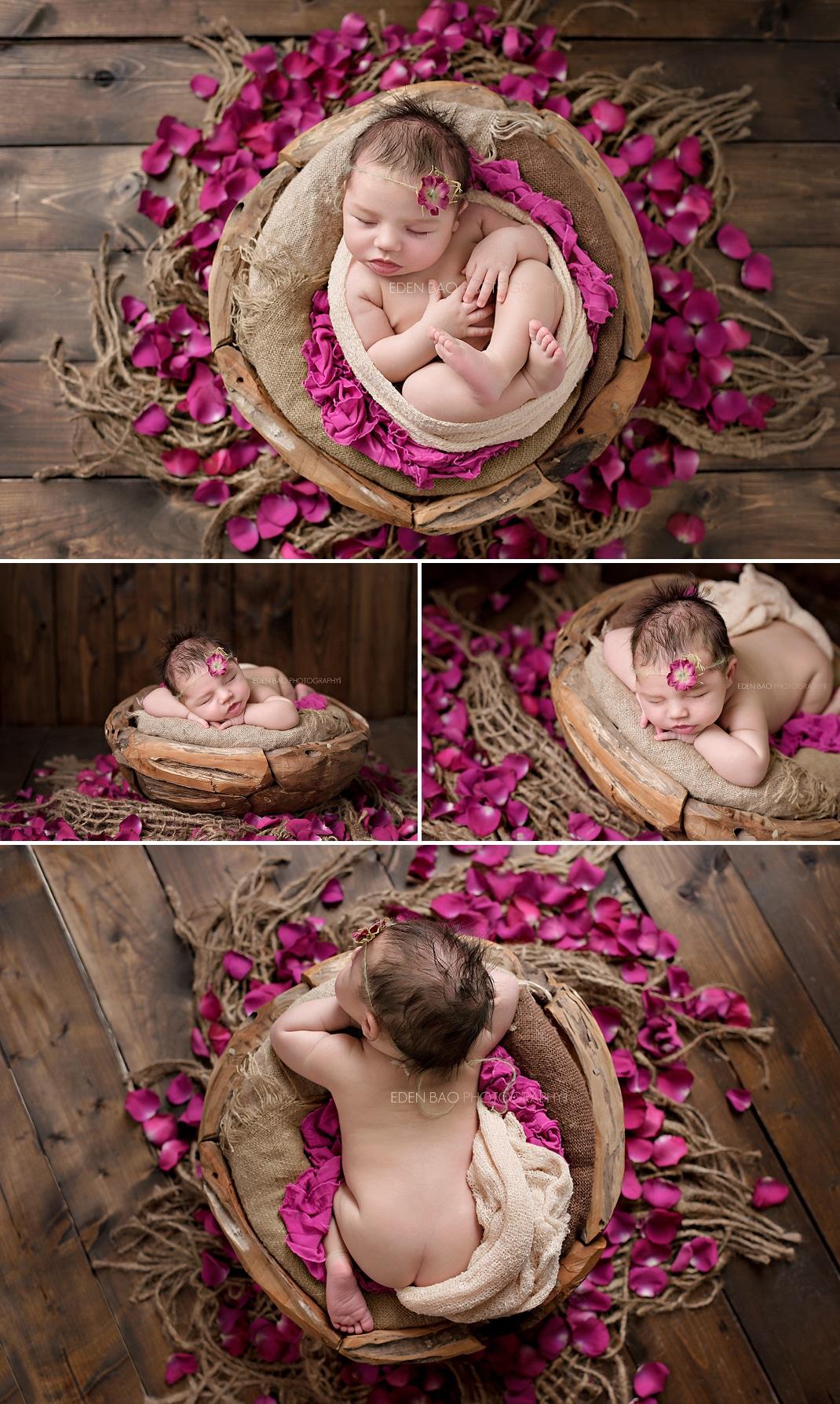 Newborn photography mentoring