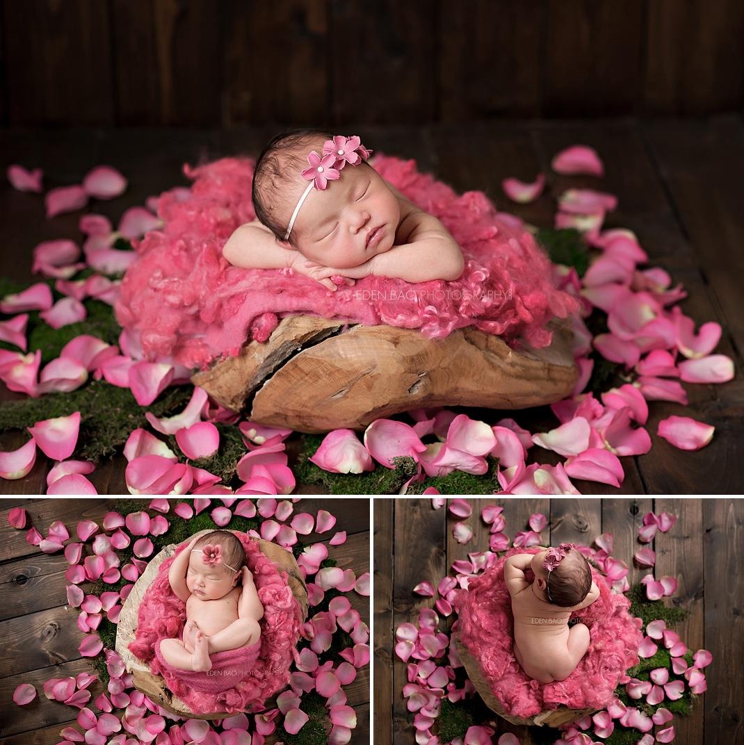Newborn Photography Workshop Eden Bao 2
