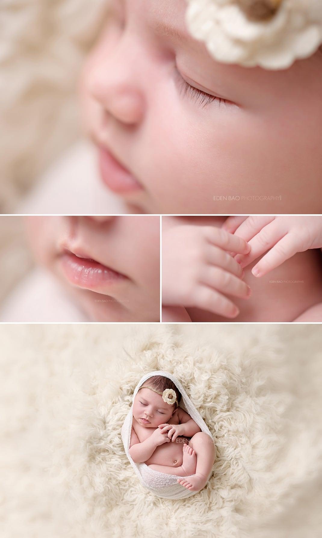 Newborn Photography Workshop Eden Bao