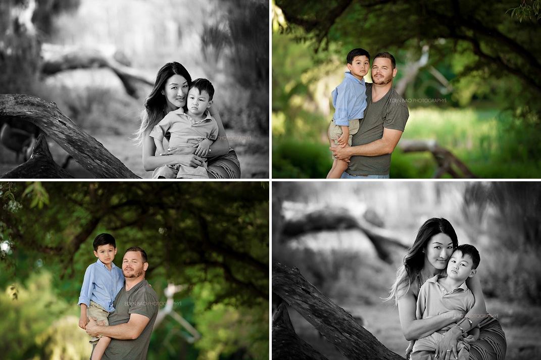 Seattle family photographer Eden Bao