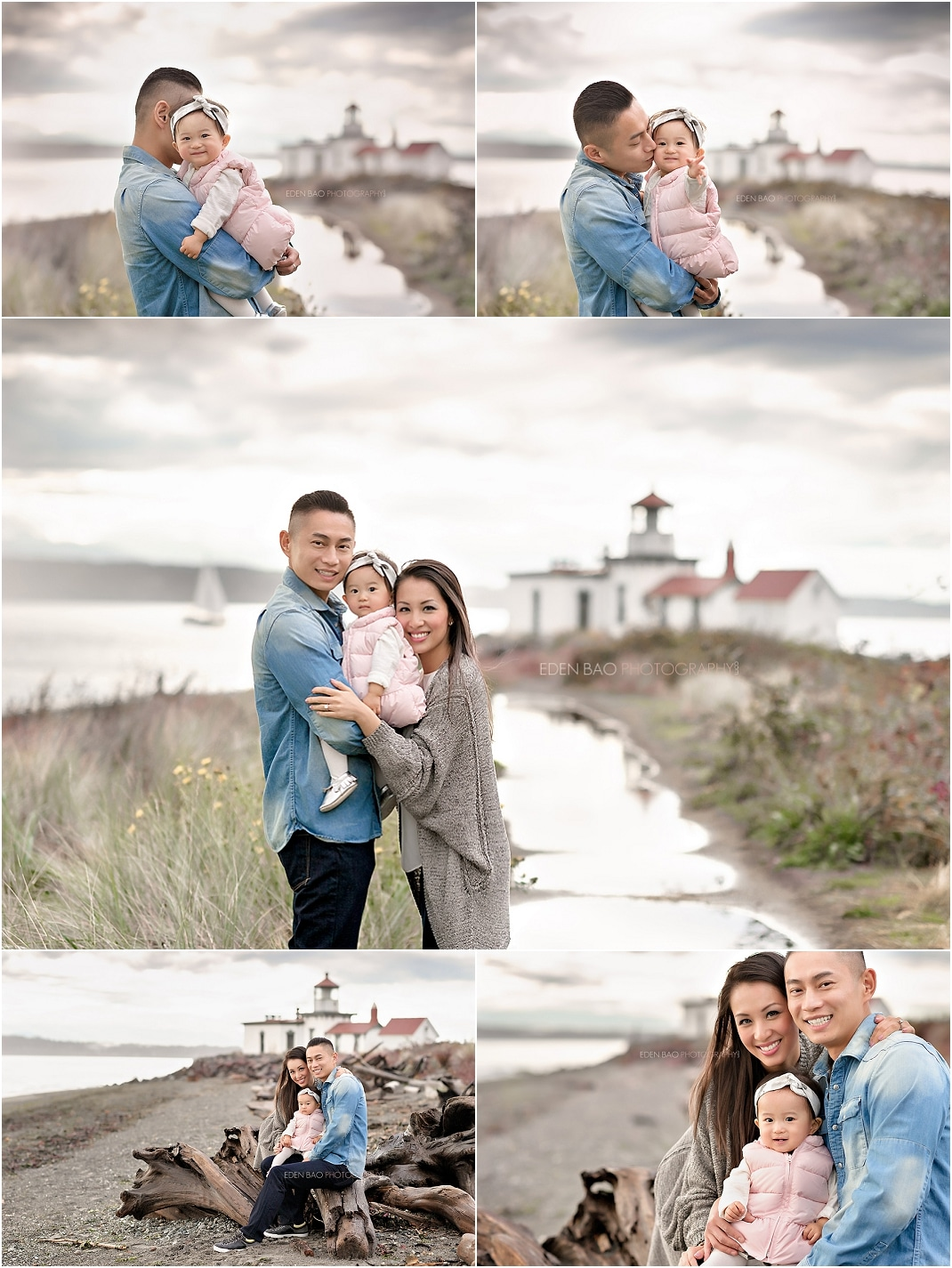 Bothell Baby Photographer Sienna Turns One Eden Bao Seattle Maternity Newborn Family Photographer