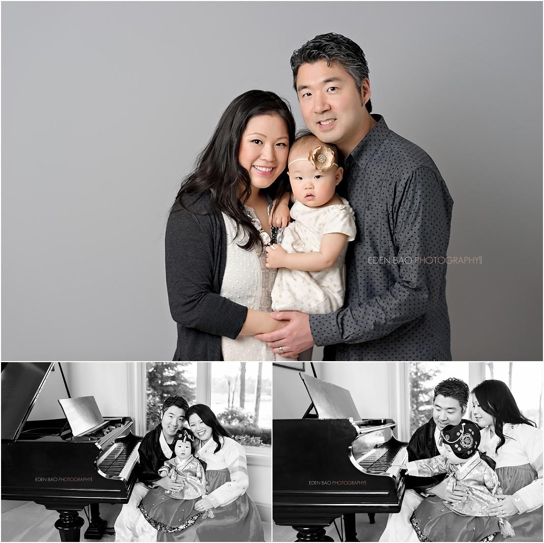 Kirkland baby photographer family