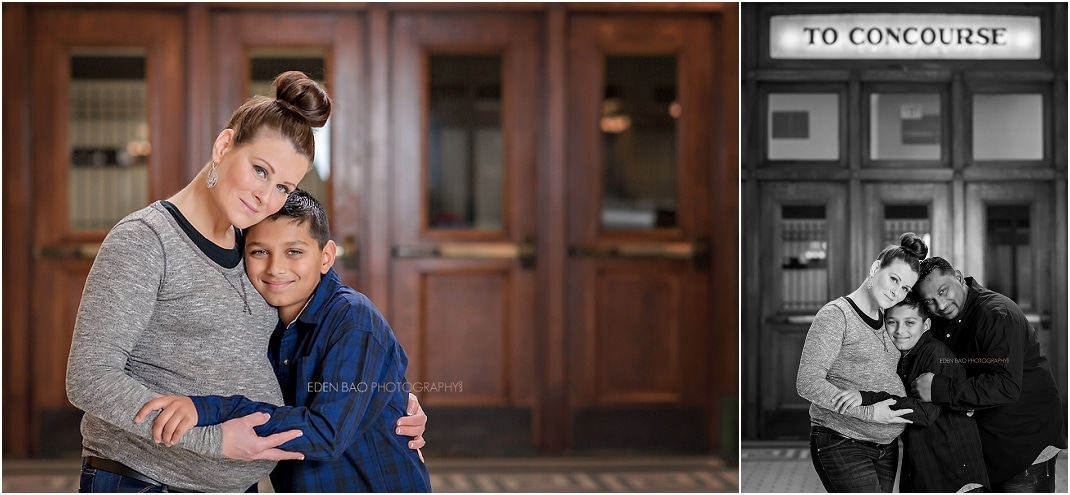 Mercer Island Maternity Photographer Union Station Family