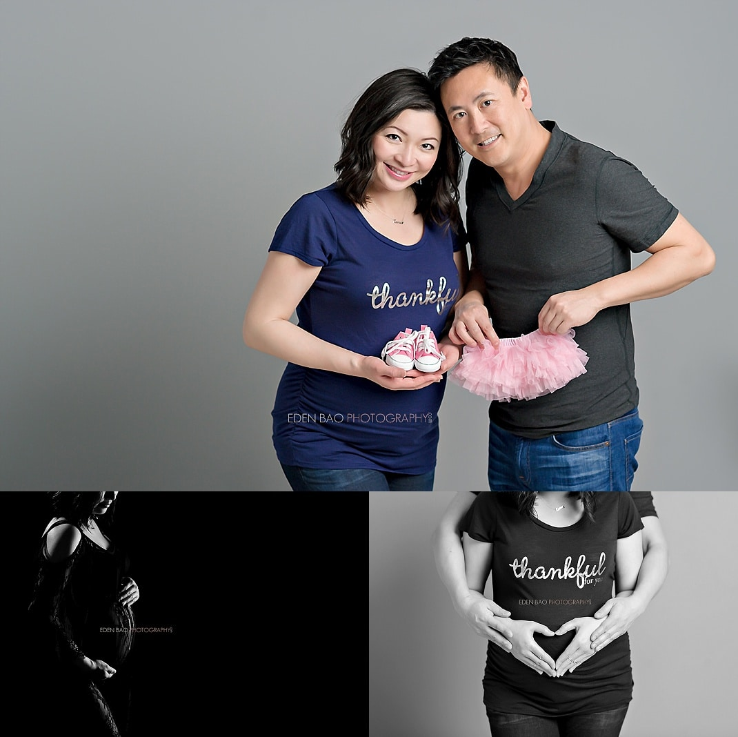 maternity-photographer-in-bellevue-mother-with-thankful-shirt