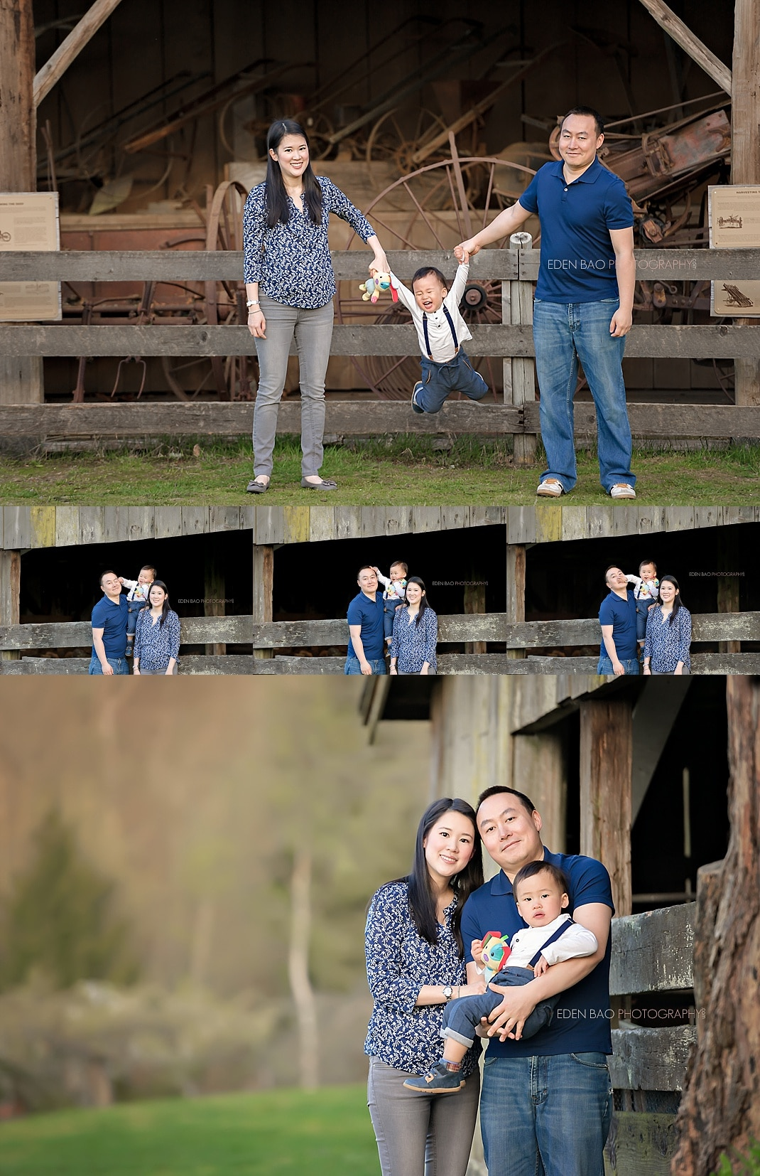 Seattle-family-photographer-family-by-fence
