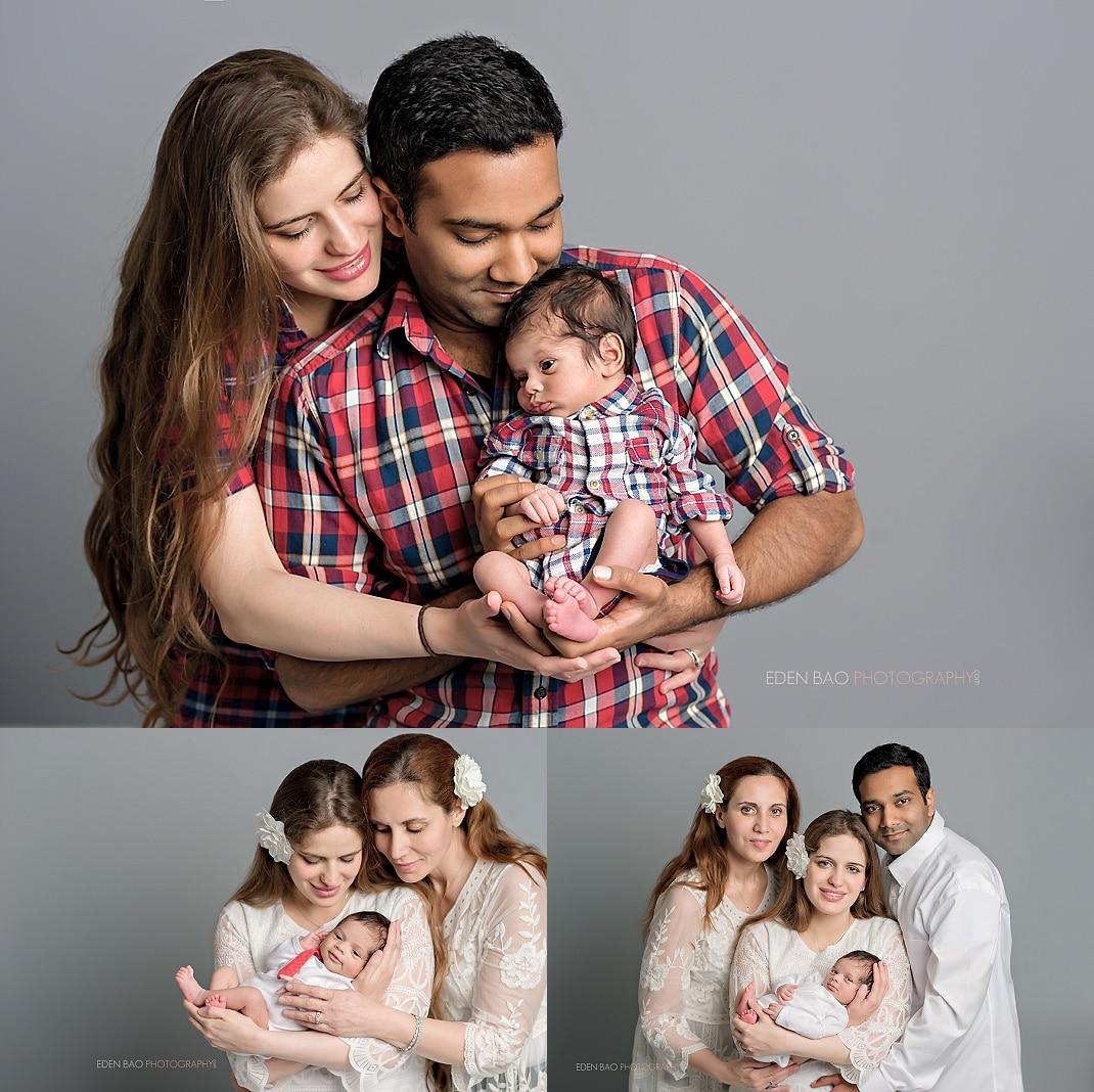 Studio Lighting Newborn Photography: Duvall Newborn Photographer