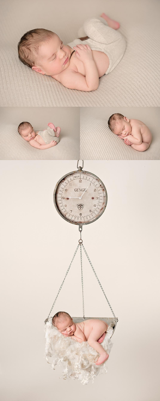marysville-newborn-photographer-baby-on-scale