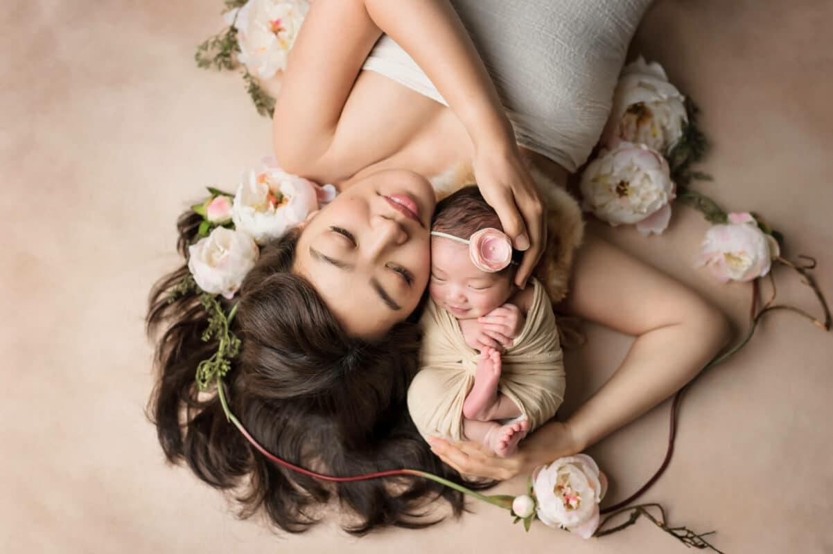 Kent Newborn Photographer Eden Bao