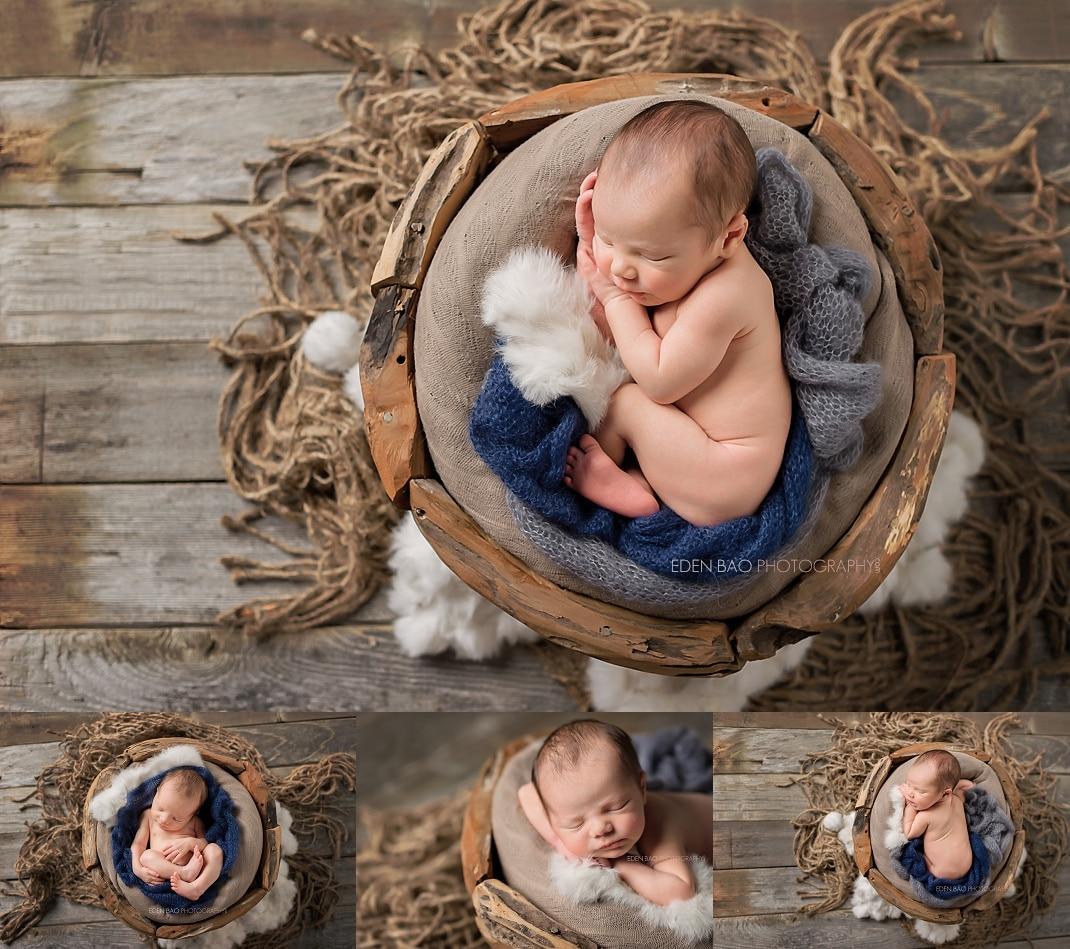 Snohomish Newborn Photographer Eden Bao