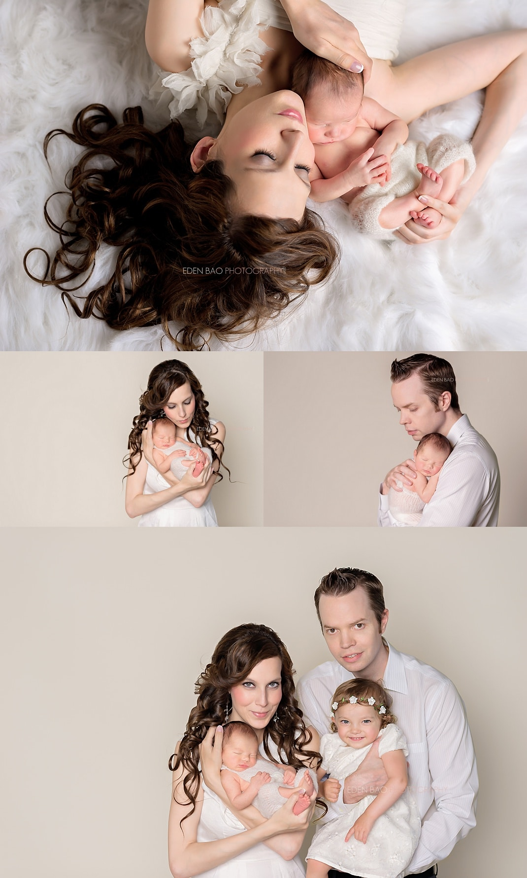 Snohomish Newborn Photographer Family
