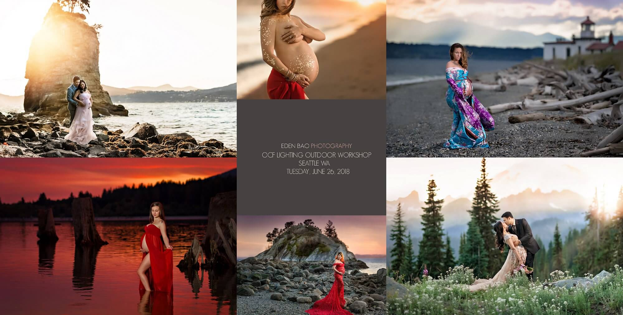 Intro to OCF Lighting Outdoors Seattle Workshop 2018