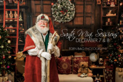 Santa photo mini session 2019 seattle photographer