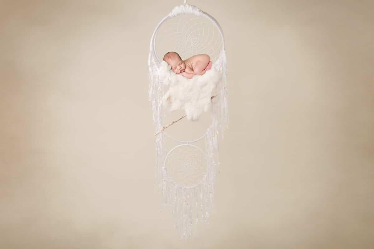Fancy Dreamcatcher Newborn Eden Bao