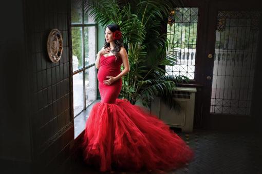 Hycroft Elegant Maternity Eden Bao