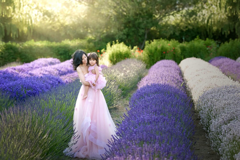 Lavender Pink Family Eden Bao