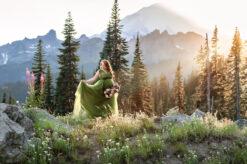 Mount Rainier Maternity Photography