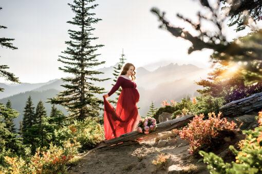 Rainier Mountain Maternity