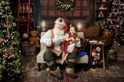 Santa mini session Seattle Photographer