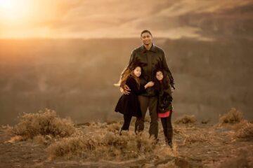 Columbia River WA Family Photographer