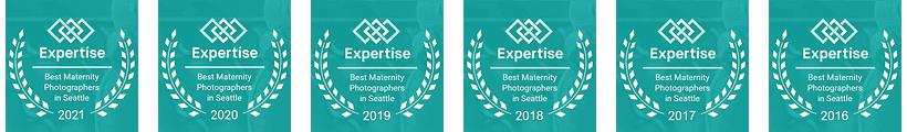 Expertise 2021 Best Seattle Maternity Photographers