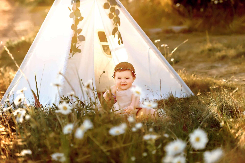 Baby Photographer Seattle boho