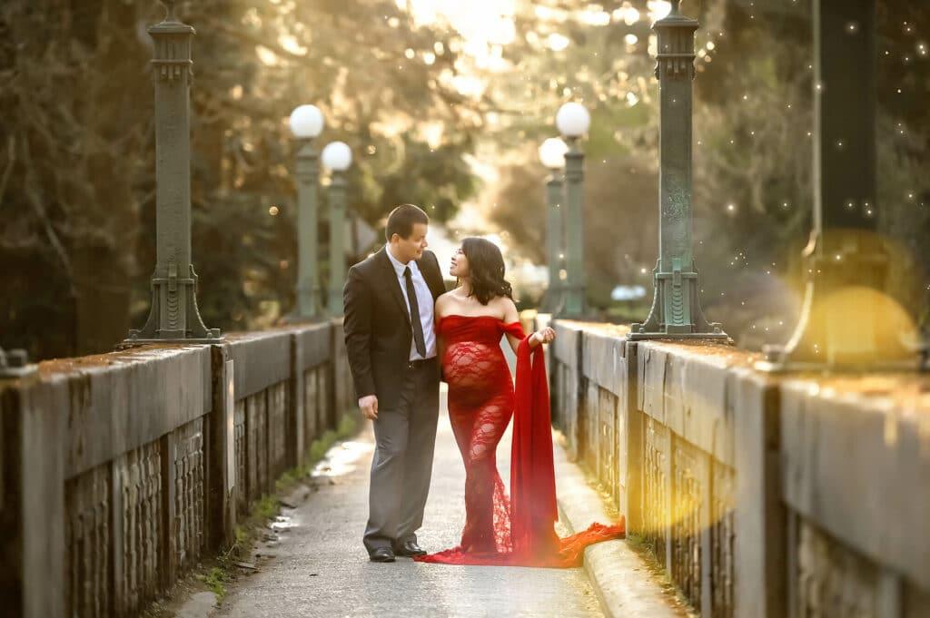 Washington Arboretum Seattle Maternity Photography