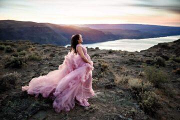 Columbia River Desert adventure portrait photographer